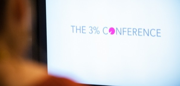 Photography at the 3% Conference in Austin
