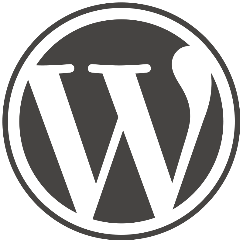 We built with WordPress - the #1 most used content management system