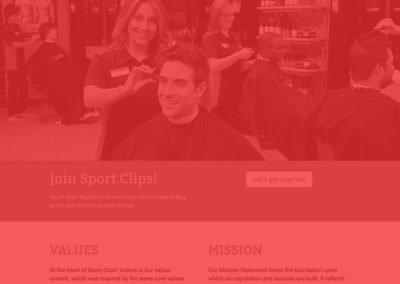 Sport Clips Jobs