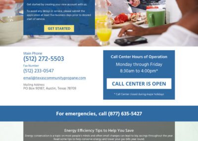 Texas Community Propane - Home