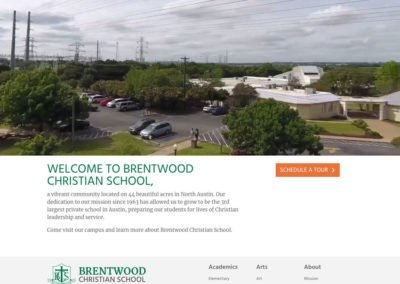 Brentwood Christian School - Visit the Campus