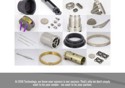 One Source Manufacturing - Projects