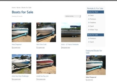 Lone Star Marina | Boats for Sale